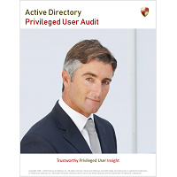 Active Directory Privileged User Audit