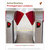 Active Directory Privileged User Lockdown