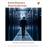 Download Active Directory Security Services Brochure
